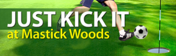 Footgolf at Mastick Woods